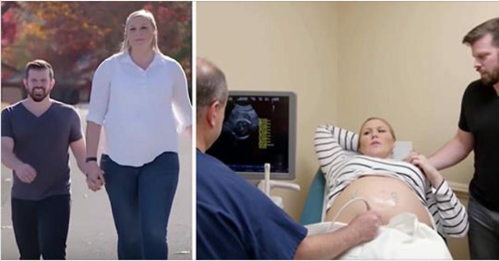 """Photo of Ad una donna di 2 metri viene detto che è """"troppo alta"""" per avere figli – quando i medici vedono l'ecografia, restano scioccati"""