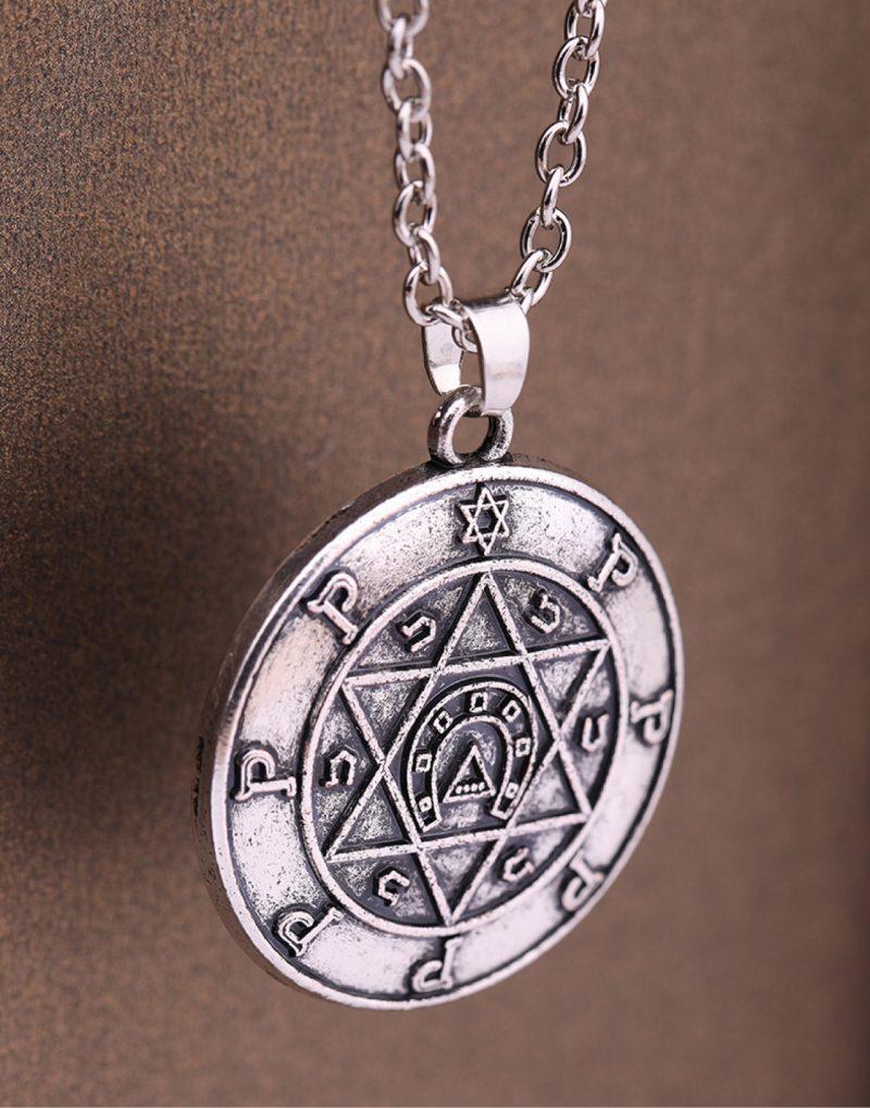 Il sigillo di Salomone, simbolo