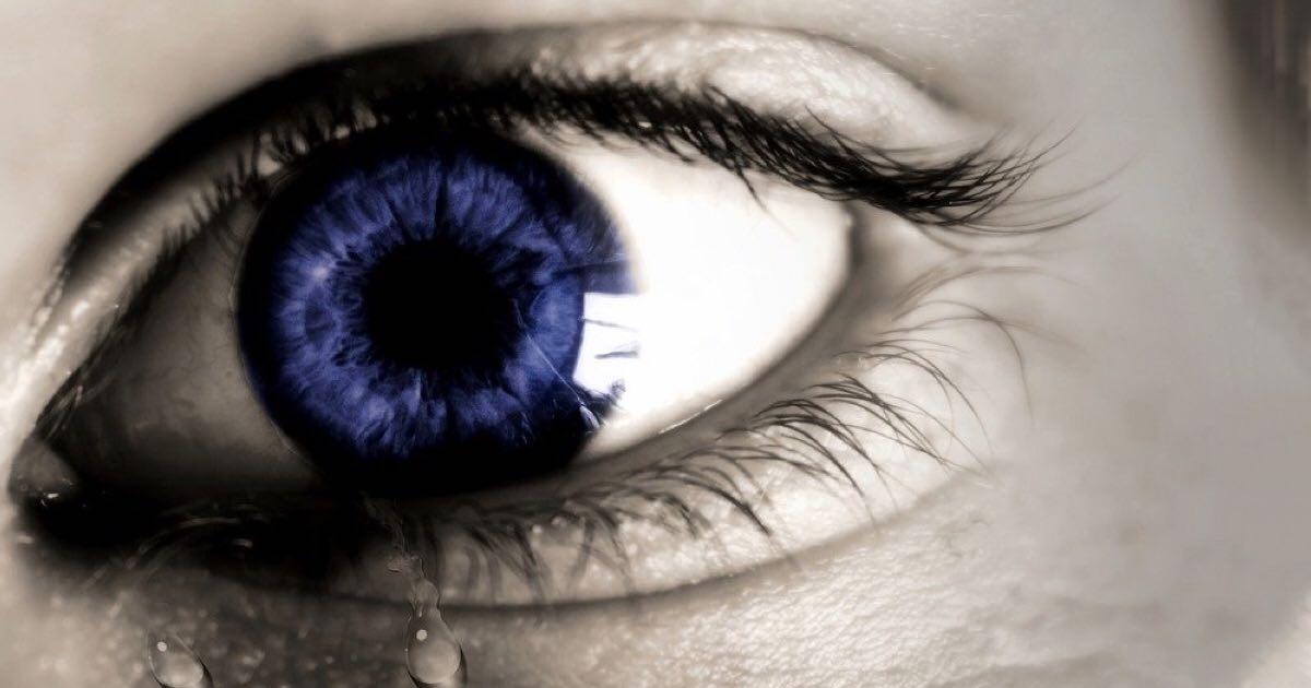 Il pianto è segno di intelligenza emotiva