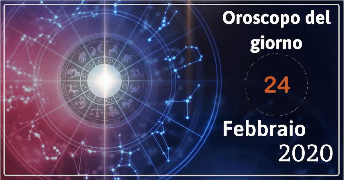 oroscopo 24 febbraio